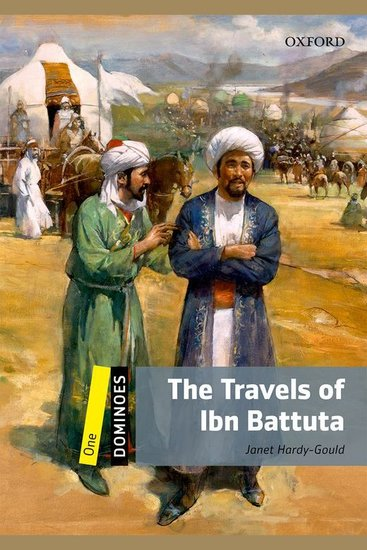 The Travels of Ibn Battuta - cover