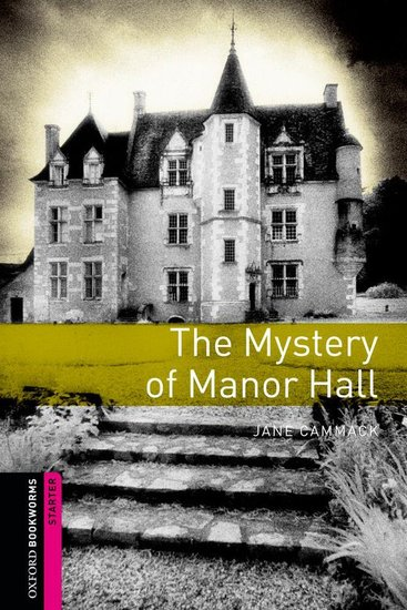 The Mystery of Manor Hall - cover