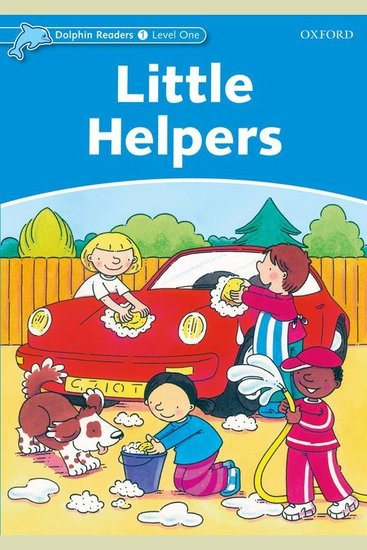 Little Helpers - Level One - cover