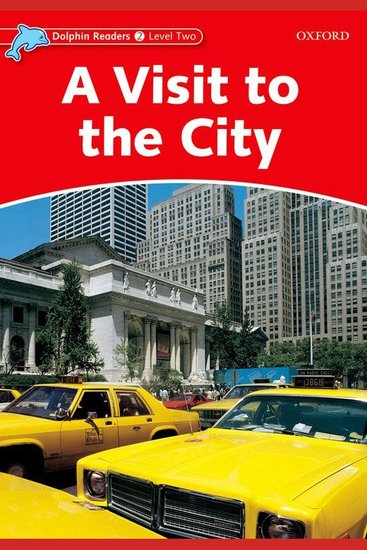 Visit to the City A - Level Two - cover