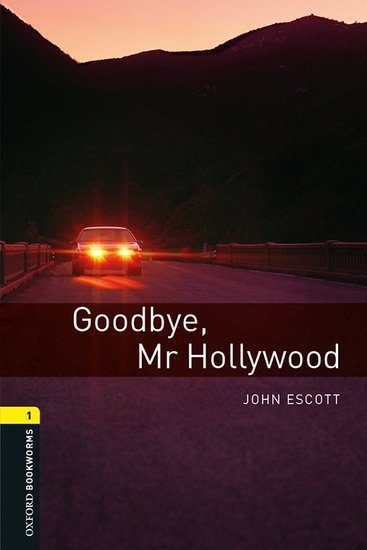 Goodbye Mr Hollywood - cover