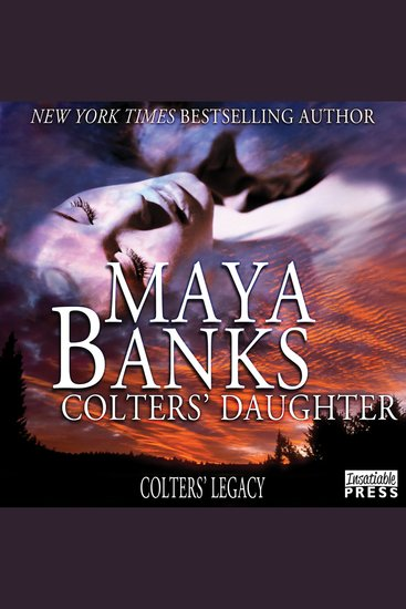 Colters' Daughter - Colters' Legacy Book 3 - cover