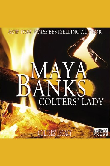 Colters' Lady - cover