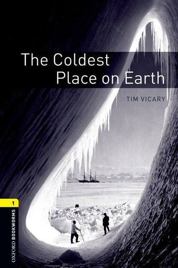 Coldest Place on Earth - cover