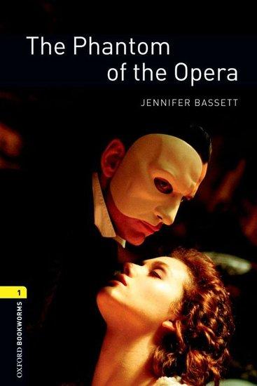 The Phantom of the Opera - cover