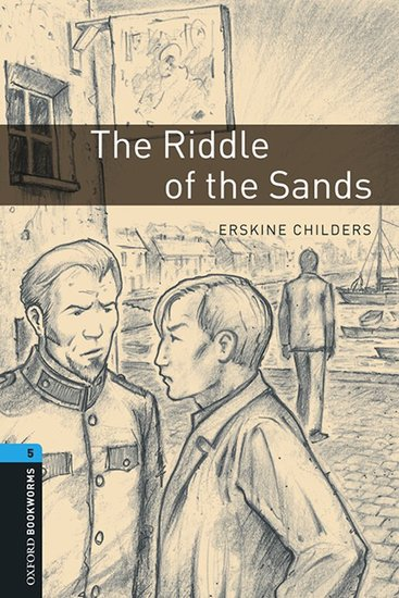 The Riddle of the Sands - cover