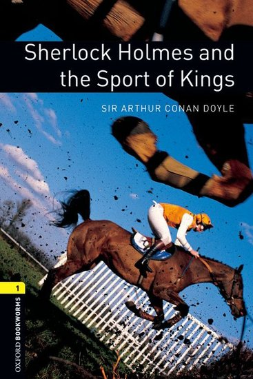 Sherlock Holmes and the Sport of Kings - cover