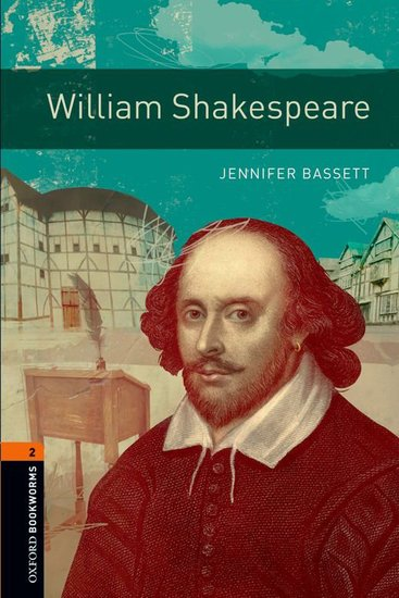 William Shakespeare - cover