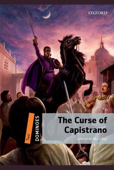 The Curse of Capistrano - cover