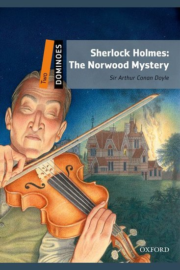 Sherlock Holmes: The Norwood Mystery - cover