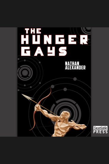 The Hunger Gays - cover