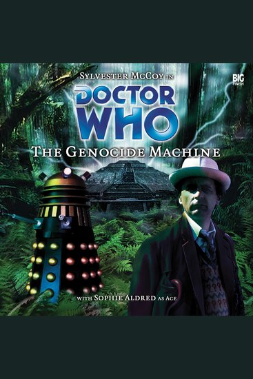 The Genocide Machine - cover