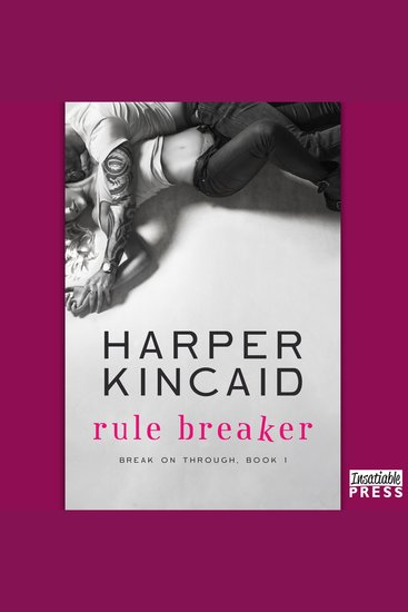 Rule Breaker - Break on Through #1 - cover