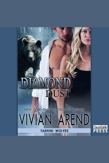 Diamond Dust - Takhini Wolves Book 3 - cover