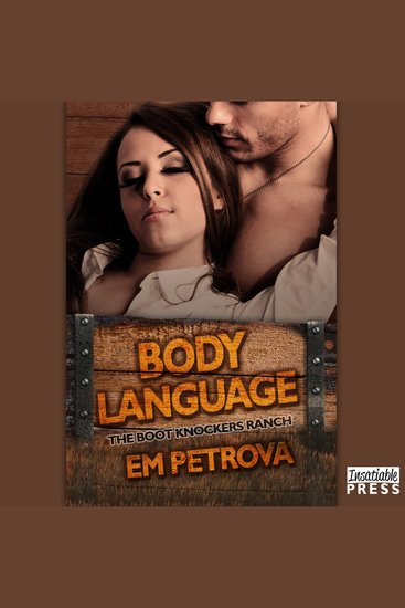 Body Language - The Boot Knockers Ranch #2 - cover