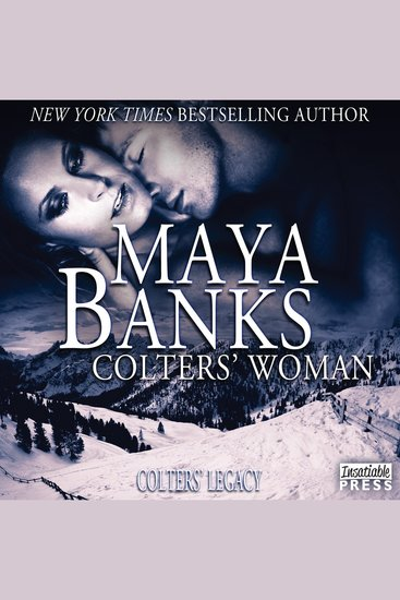 Colters' Woman - Colter's Legacy Book 1 - cover