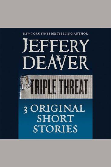 Triple Threat - cover