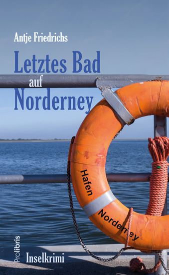 Letztes Bad auf Norderney - cover