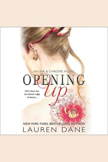 Opening Up - cover