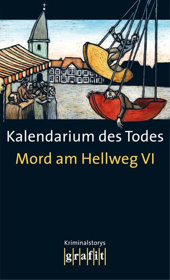 Kalendarium des Todes - Mord am Hellweg VI - cover