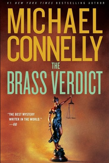 The Brass Verdict - A Novel - cover