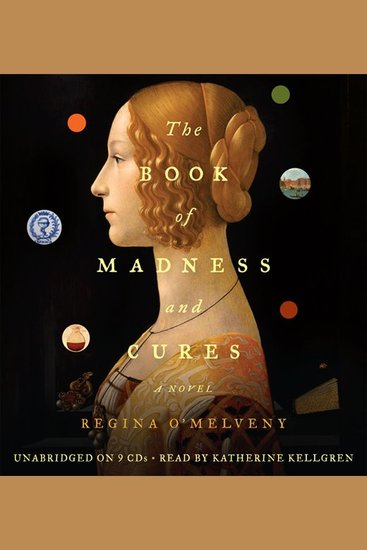 The Book of Madness and Cures - A Novel - cover