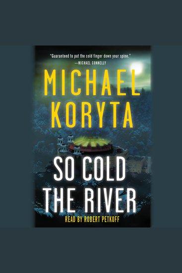 So Cold the River - Booktrack Edition - cover