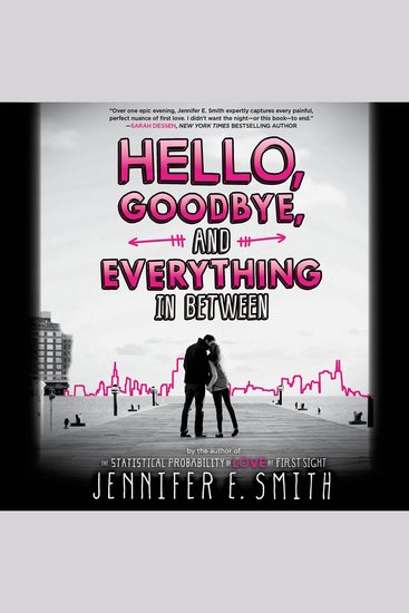 Hello Goodbye and Everything in Between - cover