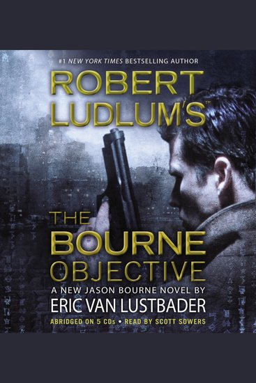 Robert Ludlum's (TM) The Bourne Objective - cover