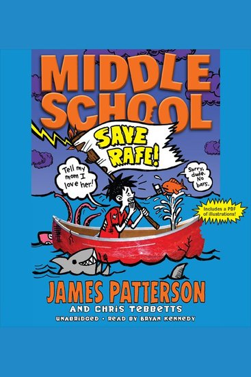 Middle School: Save Rafe! - cover