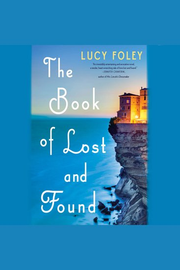 The Book of Lost and Found - A Novel - cover