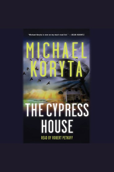 The Cypress House - cover