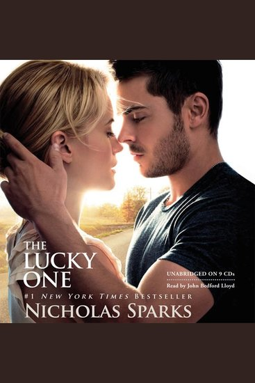 The Lucky One - cover
