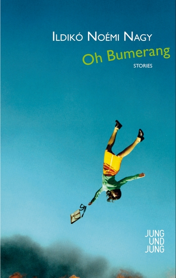 Oh Bumerang - Stories - cover