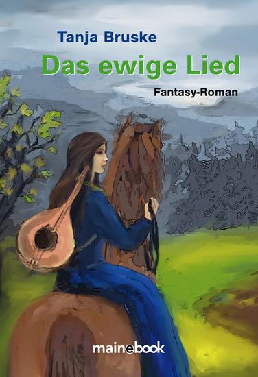 Das ewige Lied - Fantasy-Roman - cover