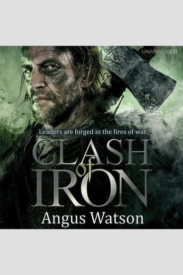 Clash of Iron - cover