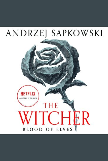 Blood of Elves - cover