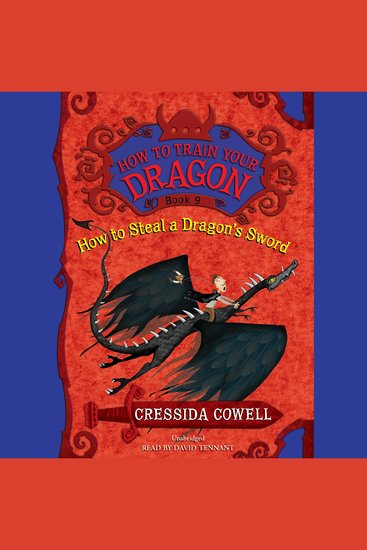 How to Train Your Dragon: How to Steal a Dragon's Sword - cover