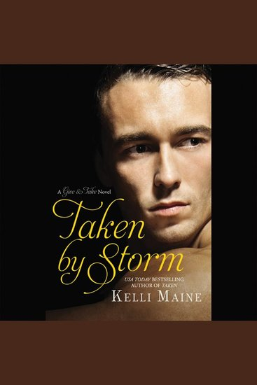 Taken by Storm - cover