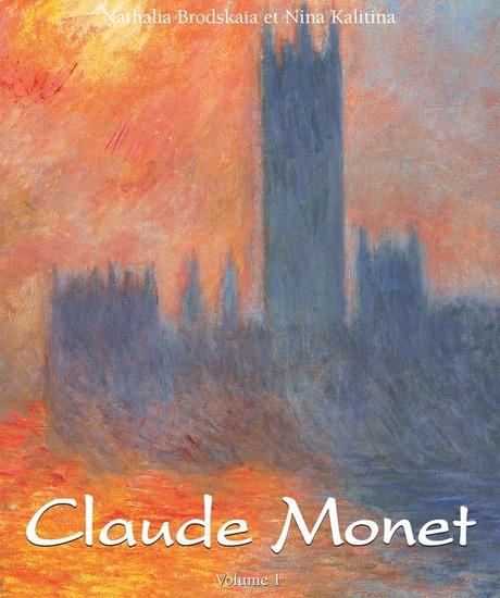 Claude Monet: Vol 1 - cover