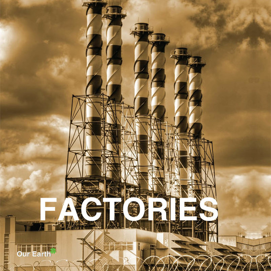 Factories - cover