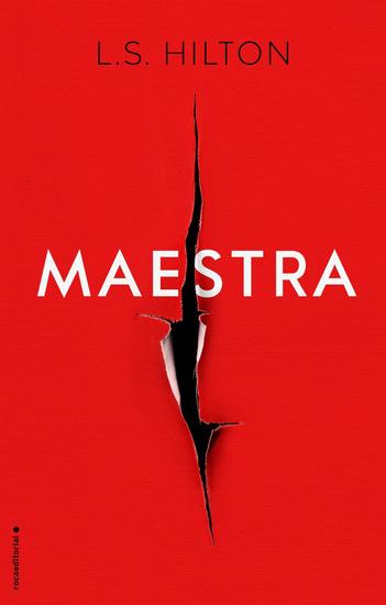 Maestra - cover