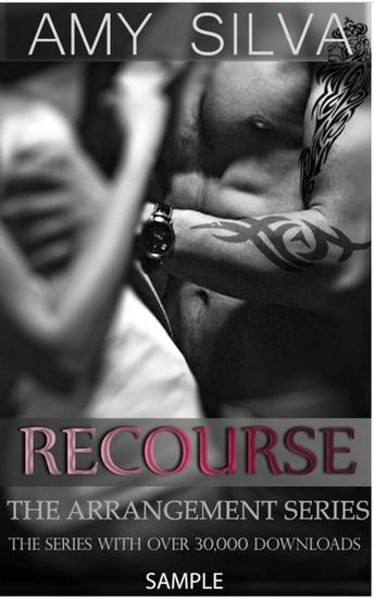 Recourse The Erotic Romance Sample - The Arrangement #1 - cover