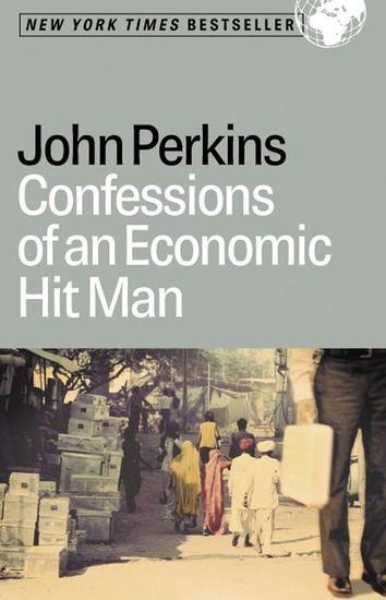 Confessions of an Economic Hit Man - cover