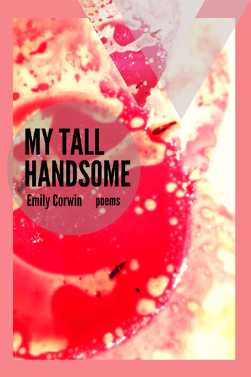 My Tall Handsome - Poems - cover