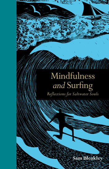 Mindfulness and Surfing - Reflections for Saltwater Soul - cover