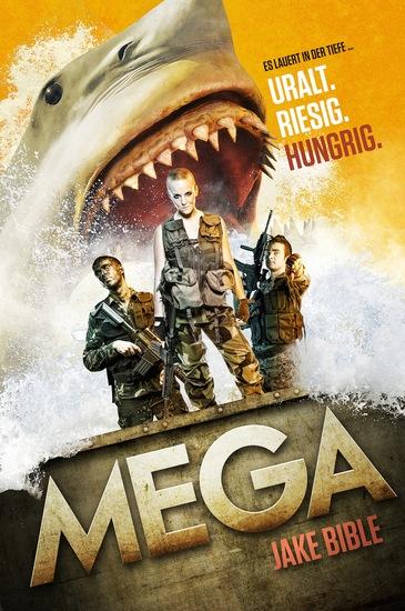 MEGA - Thriller - cover