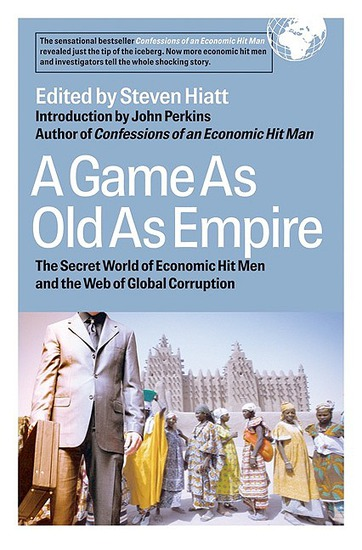 A Game As Old As Empire - cover