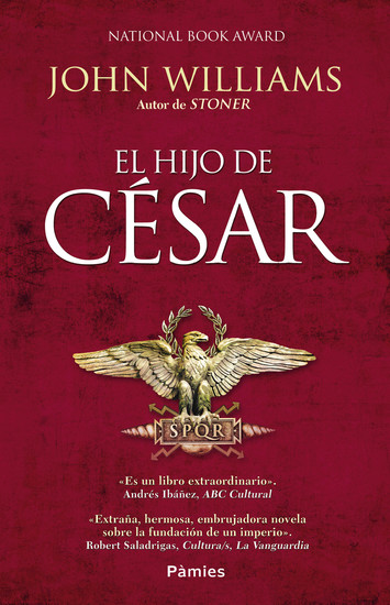 El hijo de César - cover