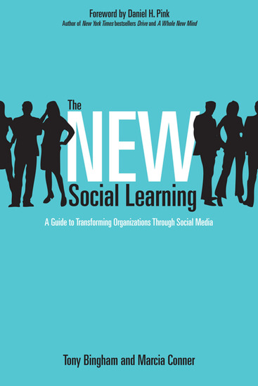 The New Social Learning - A Guide to Transforming Organizations Through Social Media - cover